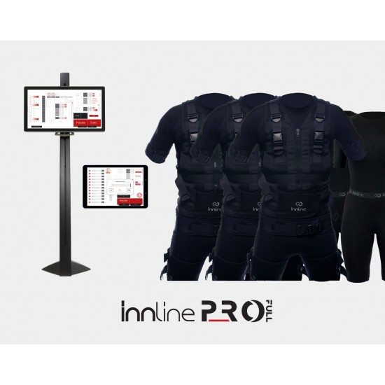 6-Person package EMS PRO...