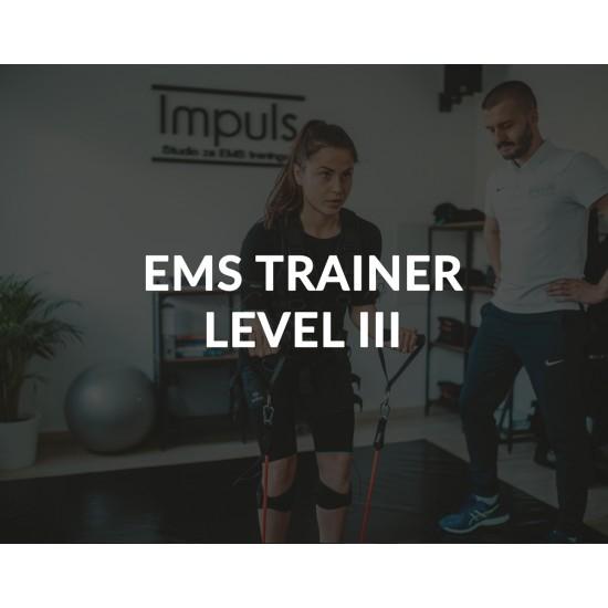 Dwudniowe szkolenie TRENER EMS - Level III